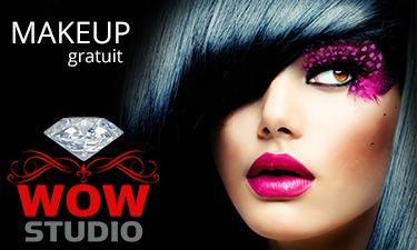 Makeup artist personal